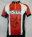 CATS MBC Endura Short Sleeved Road Jersey Short Zip