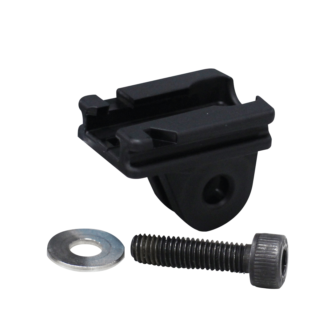 Cateye OF-200 Alloy Outfront Bracket for Lights & Go-Pro Camera