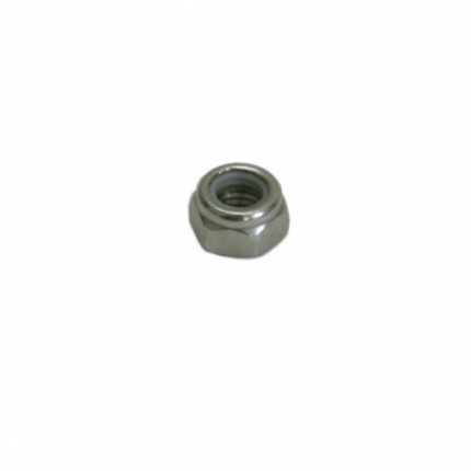 M5 Stainless Steel Nyloc or Open Nut