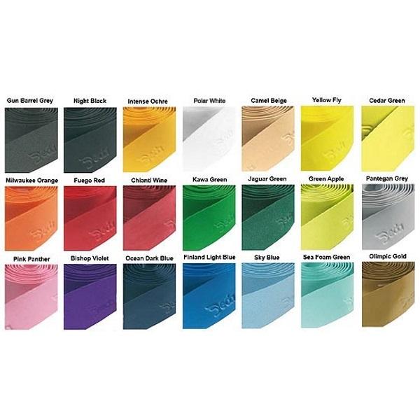 New Black Deda Elementi Soft Touch Foam Road Bike Handlebar Tape