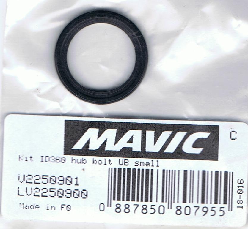 Mavic ID360 Rear Hub Bolt UB Small - 247cycleshop com