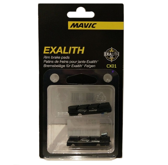 Mavic Exalith brake pads