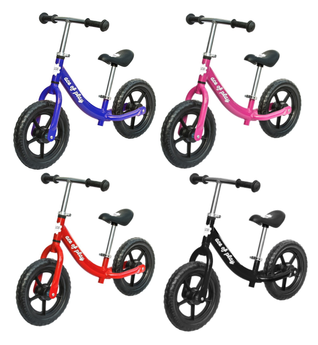 Ace of Play Balance Bikes