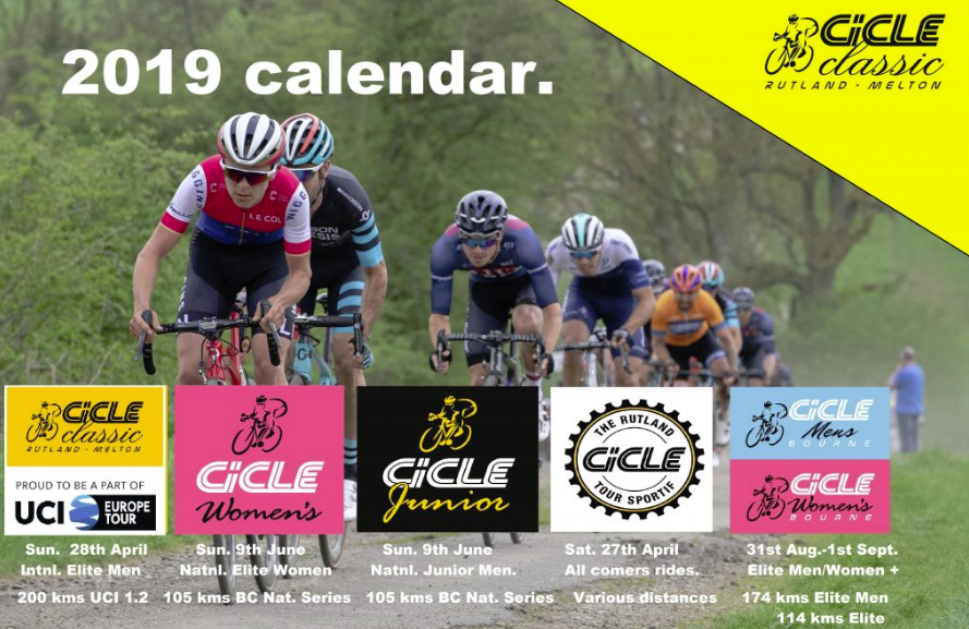Sunday 28th Rutland CiCLE