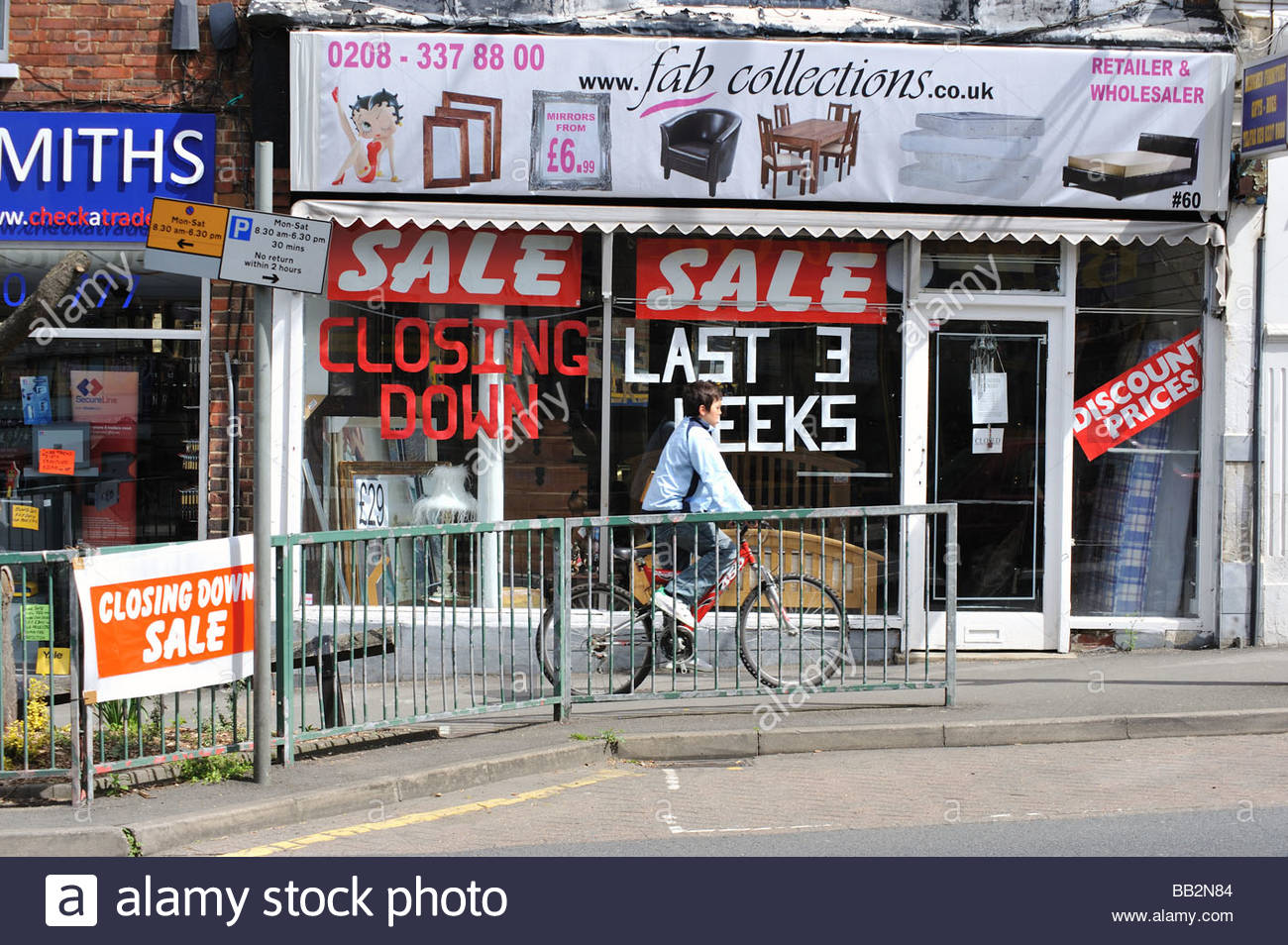 UK Bicycle Shop Closures Hit Record Levels