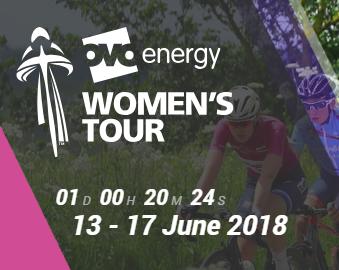 OvoEnergy Women's Tour of Britain