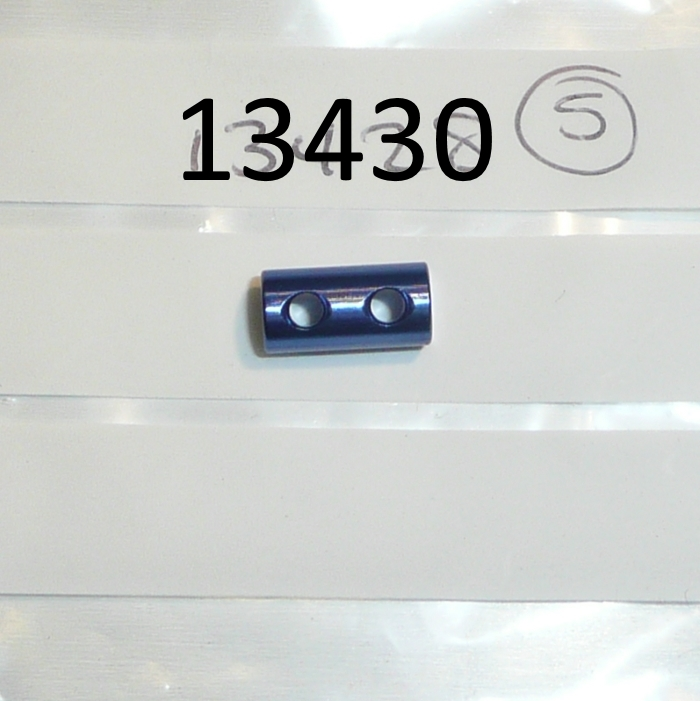 Crank Brothers Wheel Spoke Pin 5.95mm 3 Hole Blue