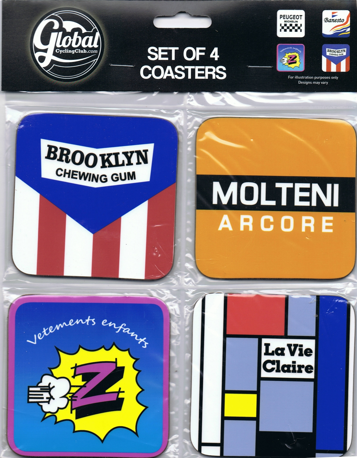 Classic Coasters Brooklyn Molteni Z Vetements La Vie Claire