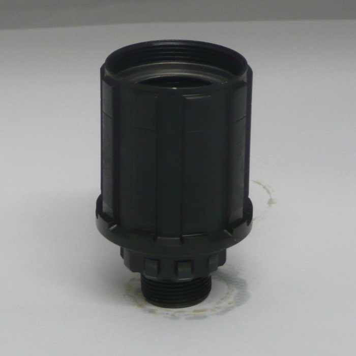 11 speed freehub body for loose ball bearings