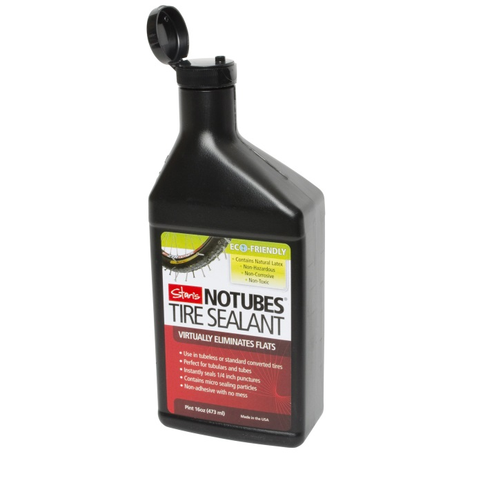 Stan's No Tubes The Solution 1 Pint Sealant Bottle