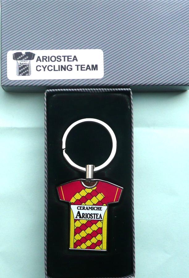 Team Ariostea Ceramiche Key Ring