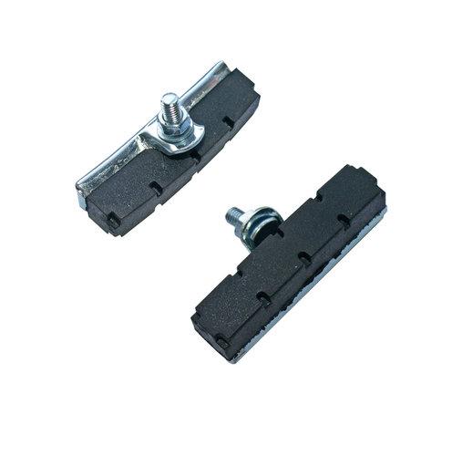 Fibrax ASH144 Carrier Rod Brake Caliper Brake Pad for Steel Rims