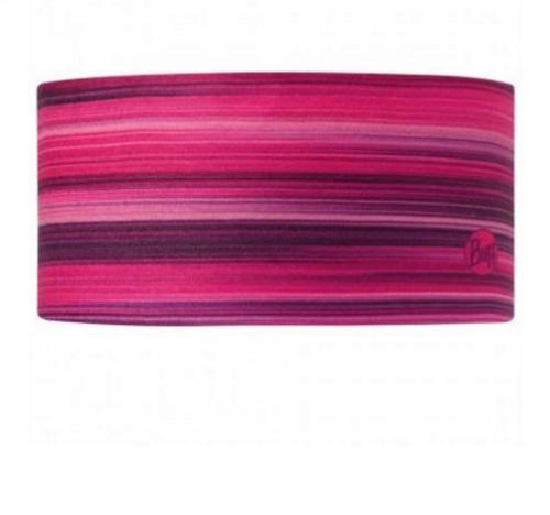 BUFF COOLMAX UV HEADBAND MILO PINK & PURPLE HEADWEAR