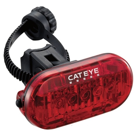 Cateye Omni 5 TL-LD155 LED Rear Light