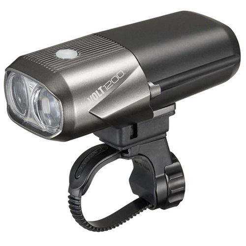 Cateye Volt 1200 HL-EL1000-RC USB Rechargeable LED Front Light