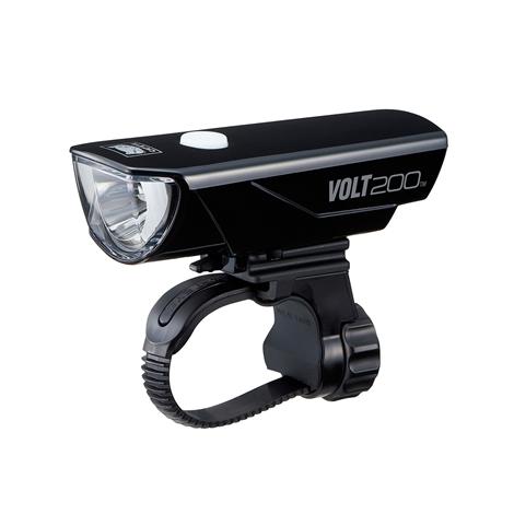 Cateye Volt 200 HL-EL151-RC USB Rechargeable LED Front Light