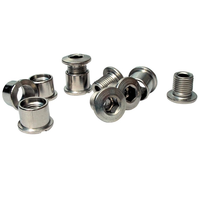 Chainring Bolts for Double Chainring Chainset