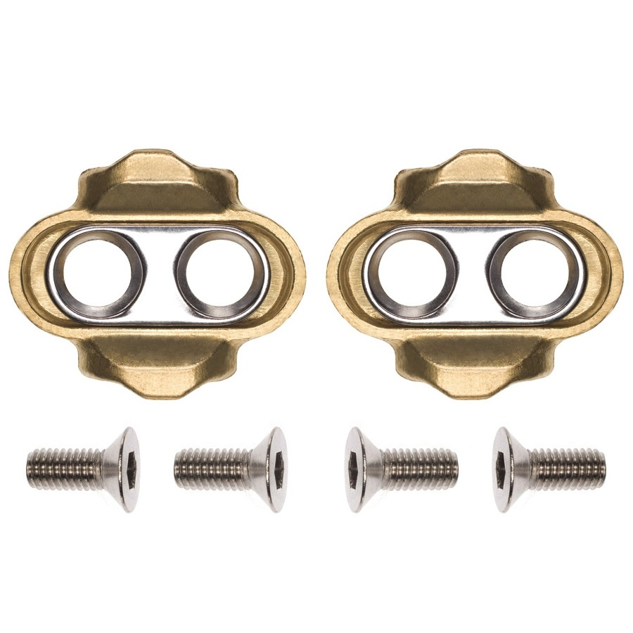 Crank Brothers Premium Cleat & Bolt Kit