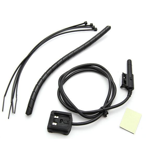 Cateye Enduro, Velo 7 & Velo 9 Heavy Duty Fork Fitting Mounting bracket & Sensor Kit