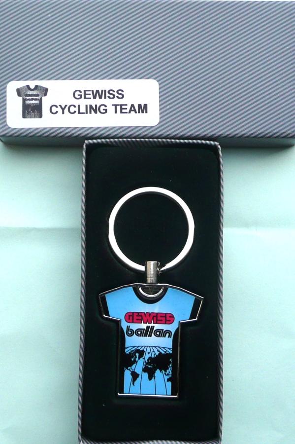 Team Gewiss Ballan Jersey Key Ring