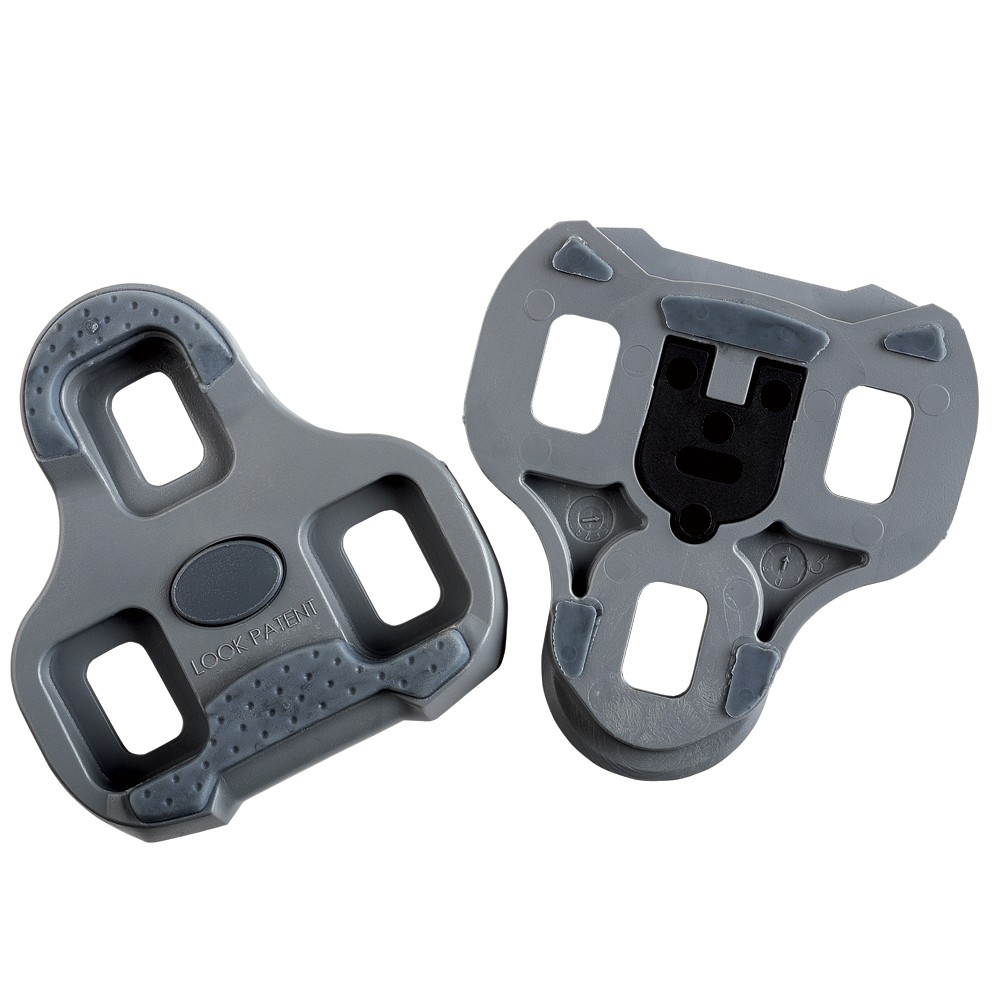 LOOK Keo Pedal Grey Cleat 4.5 Degree Float