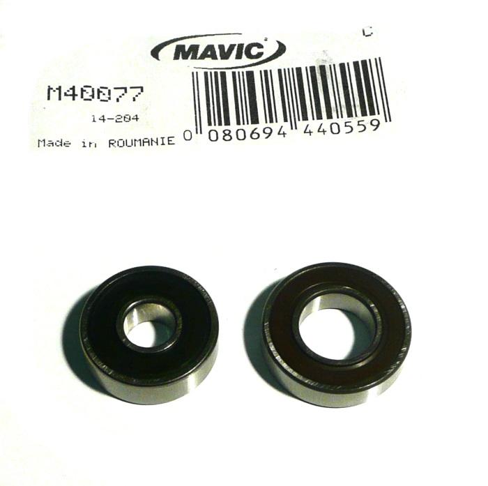 Rear Hub Bearing Kit M40077