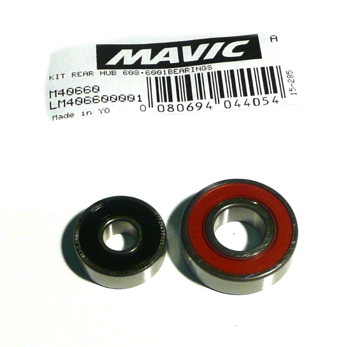 Rear Hub Bearing Kit M40660