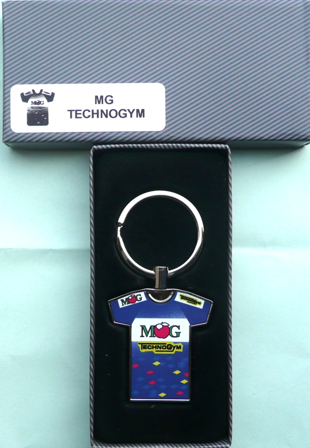 Team MG Technogym Jersey Key Ring