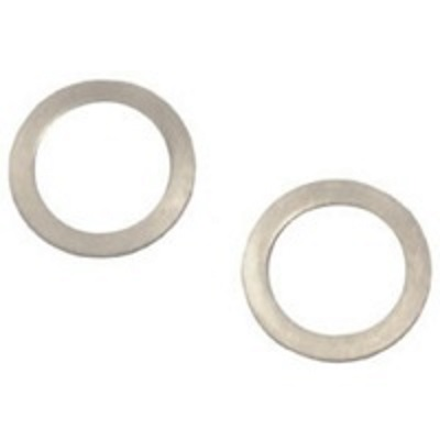 Stainless Steel 9/16 Pedal Washers