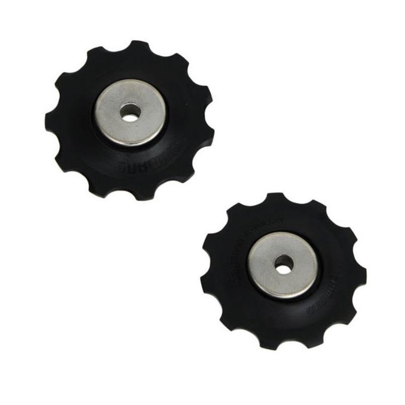Shimano 11 tooth Jockey Wheels / Gear Pulleys Deore & SLX 10 speed