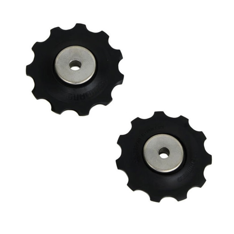 Shimano 11 tooth Jockey Wheels / Gear Pulleys 9 and 10 speed