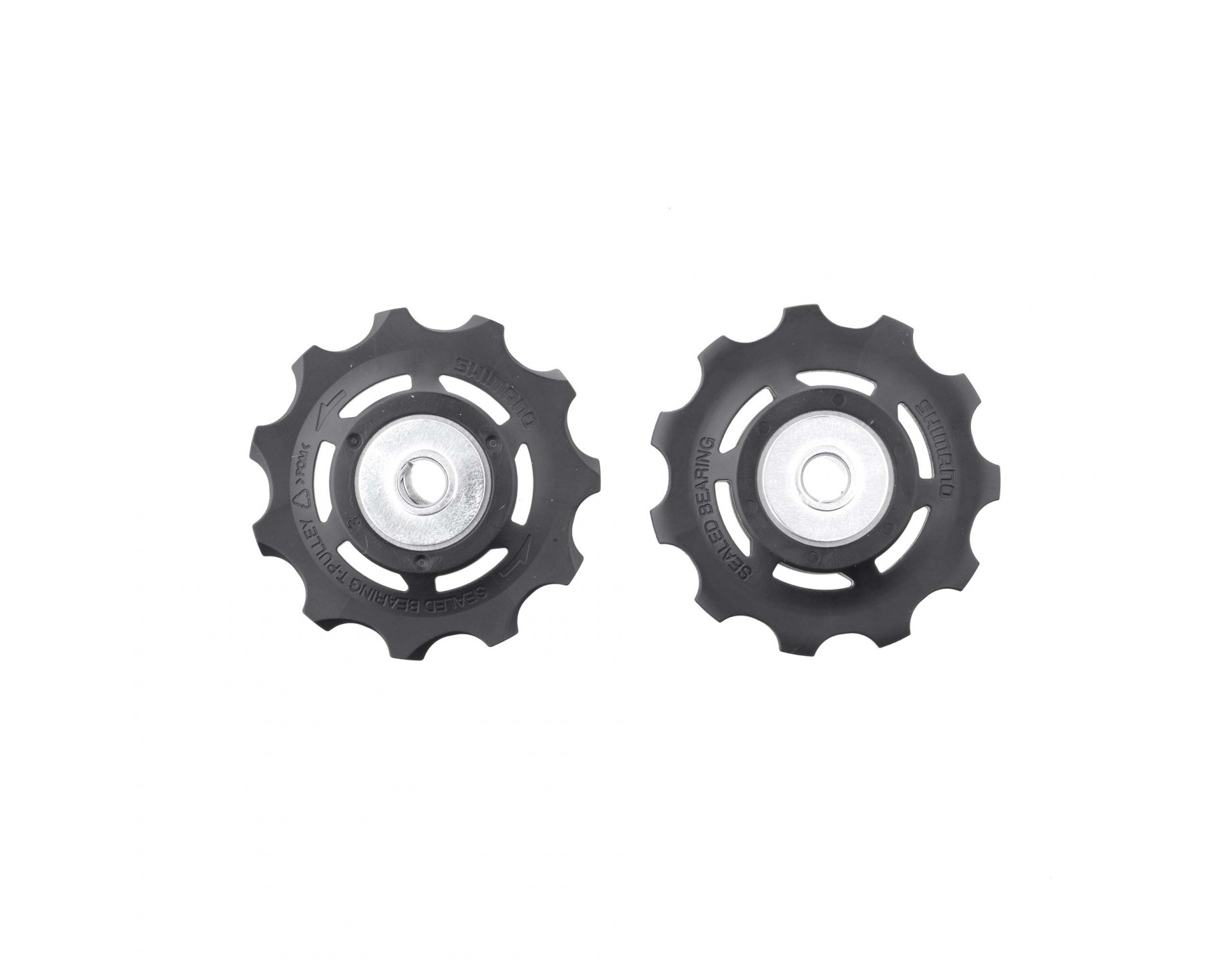 Shimano 11 tooth Jockey Wheels / Gear Pulleys Ultegra 6800 6870 11 speed