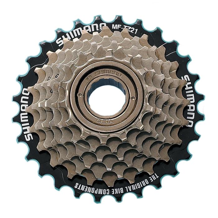 Shimano MF-TZ21 7 speed Freewheel 14 - 28