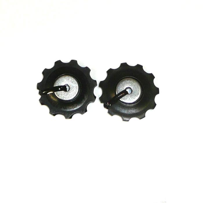 Shimano 11 tooth Jockey Wheels / Gear Pulleys Deore RD-T610 10 speed