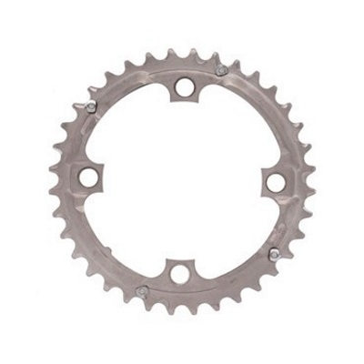 Shimano Deore LX FC-M581 36t 9 Speed Middle Chainring  Designed for