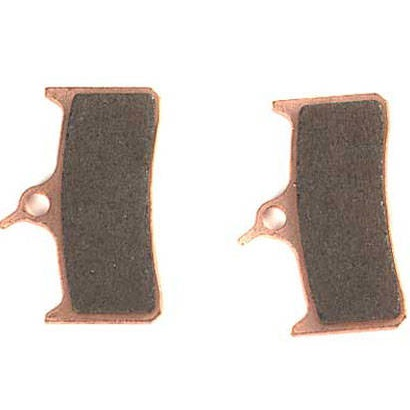 Shimano M03 BR-M755 Sintered / Metal Disc Pads with & Spring