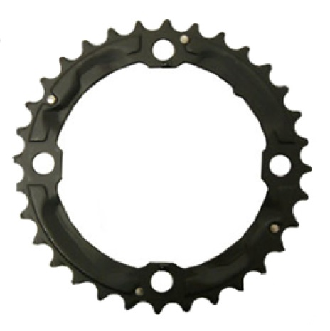 Shimano Deore XT FC-M760 32t 9 Speed 4 Bolt Middle Chainring