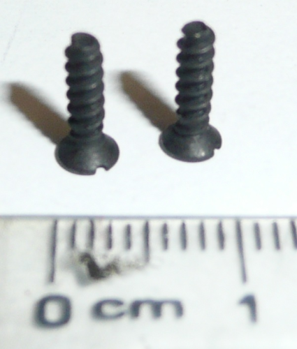 Sigma Battery Cover Screws