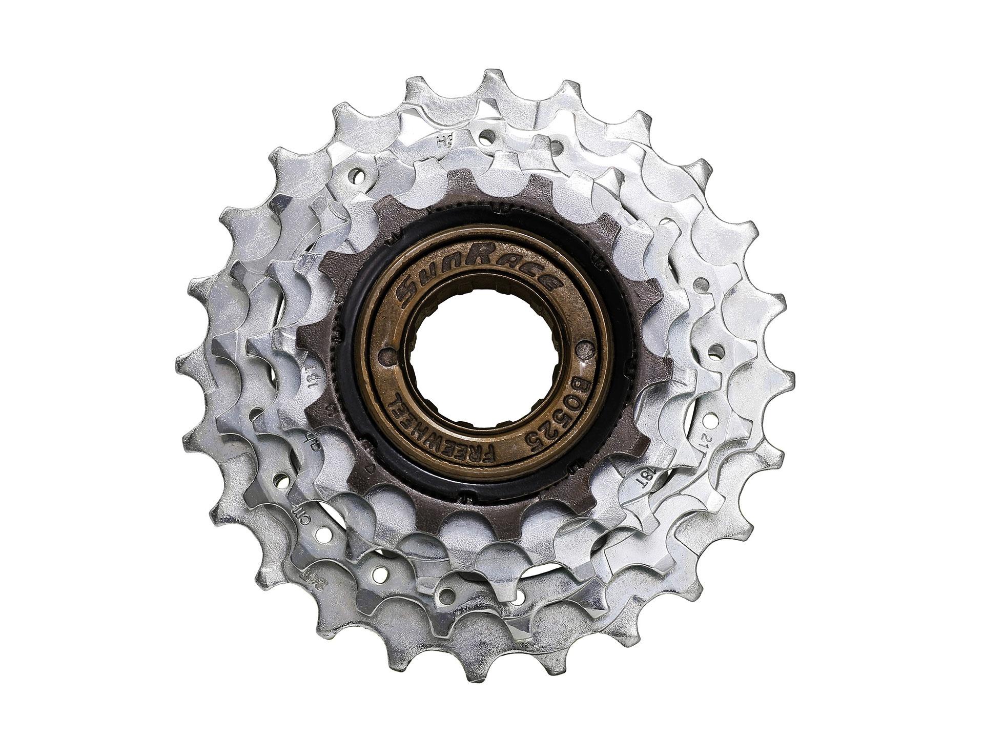 Sunrace 5 Speed Freewheel 14 - 28