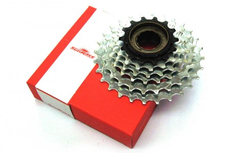 Sunrace 6 Speed Freewheel 14 - 28