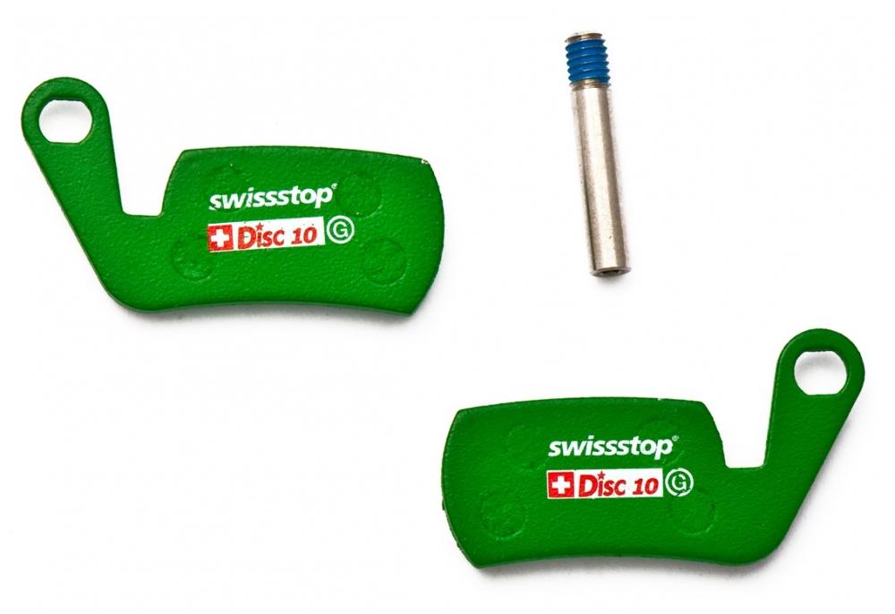 SwissStop Organic Disc Pads for Magura Marta & Marta SL