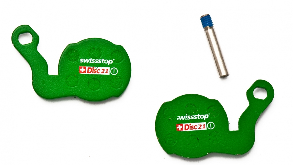 SwissStop Organic Disc Pads for Magura Louise 2007