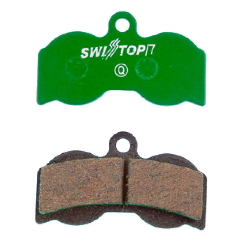 SwissStop Organic Disc Pads for HOPE XC 4
