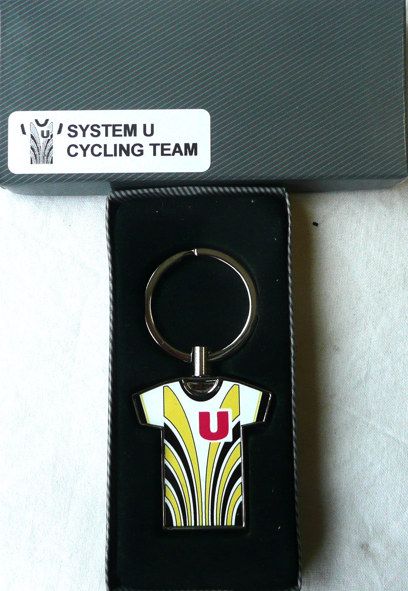 Team System U Key Ring