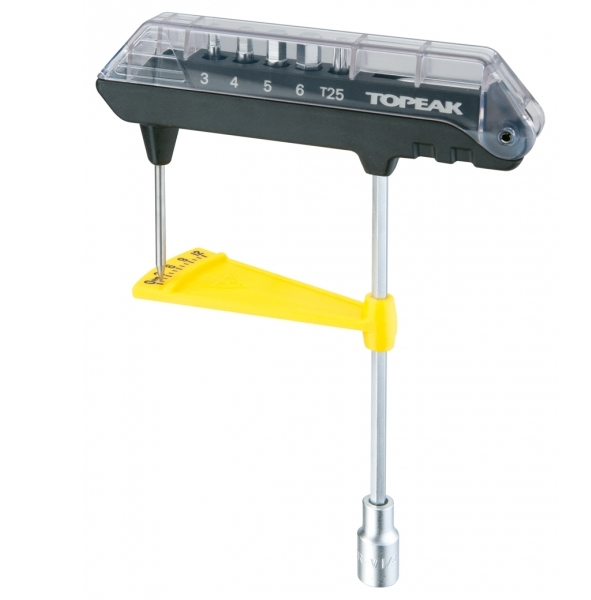 Topeak Combination Torque Wrench Set