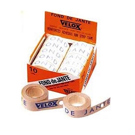 Velox Canvas Sticky Back Rim Tape