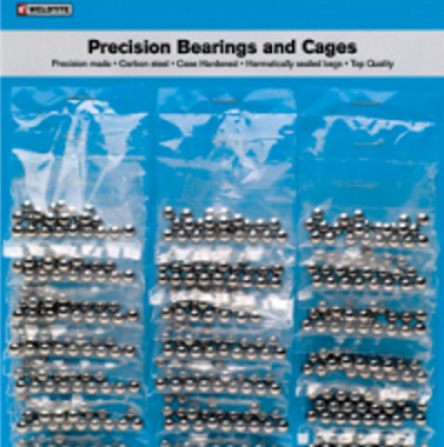Loose 3/16 Ball Bearings (1 bag of 36)