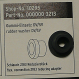 SKS Flex Connection 2183 Reducing Rubber Adaptor