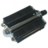MKS 3000R Traditional Block Rubber Pedals