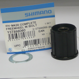 Shimano FH-M435 & M430 8 & 9 Speed Freehub body Y-3T8 98060